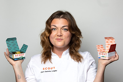 Chef Charlotte Langley – Co-founder of Scout Canning