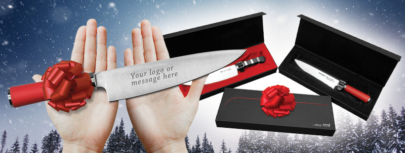 F. Dick Knives for the Holidays