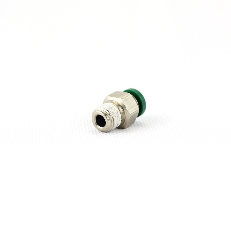 """MALE CONNECTOR 1/4"""" FOR STRAIGHT ASSEMBLY N/P PRESTOLOCK"""