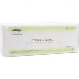 "Dukal Reflections Esthetic Wipes 4""x4"" 4Ply 200ct. #900310"