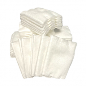 PI Ultra Fine Make Up Cleansing Cotton Wipes 100pcs 26199