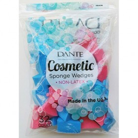 Dante Cosmetic Sponge Wedges Non-Latex 32 Count #732BGBP