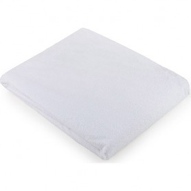Terry Fitted Bed Sheet (With Hole) TB: