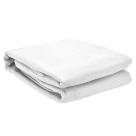 Terry Fitted Bed Sheet ( Without Hole ) TB: