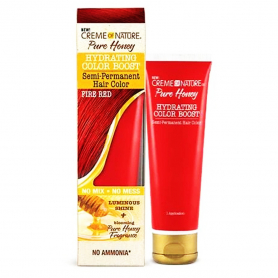 Creme Of Nature Hair Color 3 oz Fire Red 00154