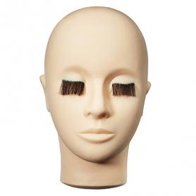 Dannyco Esthetic Practice Mannequin Head DYLASHAPPC 00843