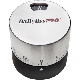BabylissPRO Stainless Steel Timer  BES07UCC