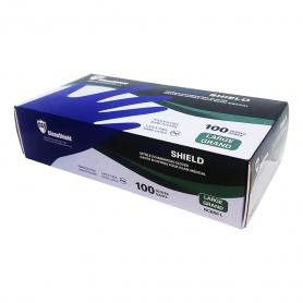 CleanShield Nitrile Exam Gloves Blue 100pcs Large130CB/73280