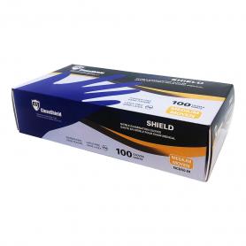 CleanShield Nitrile Exam Gloves Blue 100pcs Med 120CB/73281