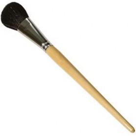 Amber Facial Paraffin Brush #501