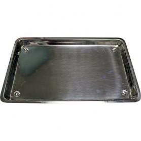 """MBI-981 Flat Tray Size L12"""" x W8"""" x H1/2"""""""