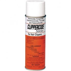 Clippercide Pressurized Spray For Hair Clipper 425g #72131