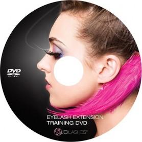 JB Lashes Eyelash Extension Training DVD