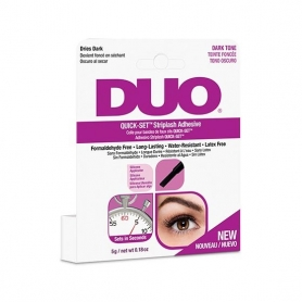 Ardell Duo QUICK-SET Striplash Adhesive 0.18oz DK/Tone 67582