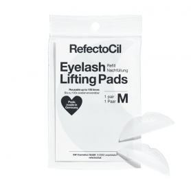 RefectoCil Reuseable Eyelash Lifting Pads 1pair Med RC5605