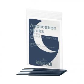 RefectoCil Application Sticks ForTinting Hard BLu10pk RC5786