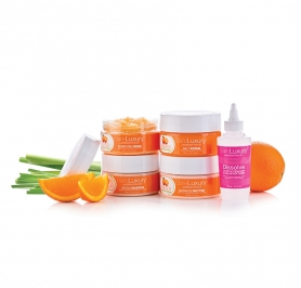 MT Bareluxury Pedi & Mani Energy Pro Kit Orange & Lemongrass