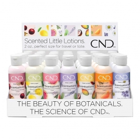 CND Scented Little Lotions Display Kit 28 pcs #00031