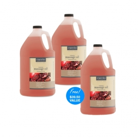 Cuccio Massage Oil Pomegranate & Fig Deal Buy 2 Get 1 Free