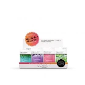 Voesh Intensive Skincare Pedi Kit W/65 Products SPEDI19-C
