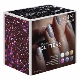 OPI Gelcolor High Definition Glitters Add-On Kit#1 GC301