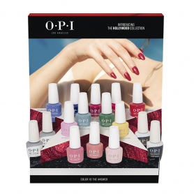 OPI Gelcolor The Hollywood Collection 16Pcs Display GC305