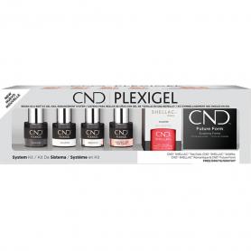 CND Plexigel System Kit 00885