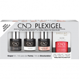 CND Plexigel Shaper Kit 00886