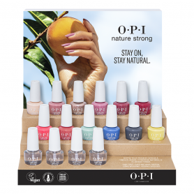 OPI Nature Strong 16 PC Display