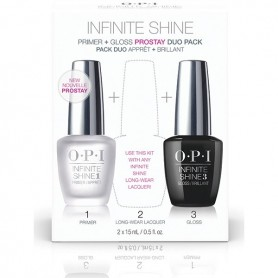 OPI Infinite Shine Primer+Gloss Prostay Duo Pack ISP05