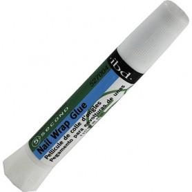Ibd Adhesive 5 Second Nail Wrap Glue .07oz - 2 g #55302