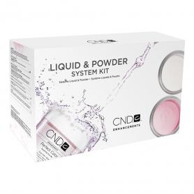 CND Liquid & Powder System Kit Large 91476