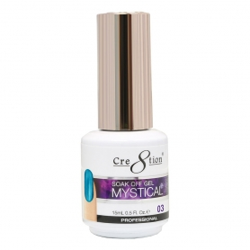 Cre8tion Soak Off Gel Mystical Nail Effect 03 #0916-2830