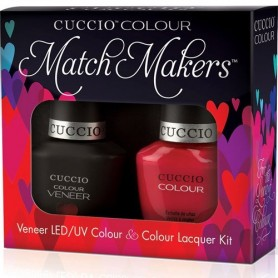 Cuccio Colour Match Makers - Costa Rican Sunset 6018