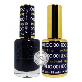 Daisy Soak Off Gel - Inky Point - DC001