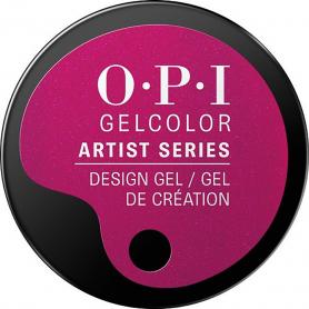 OPI Gelcolor A/S A Fuchsia Too Many 4g/0.21 oz GP 001