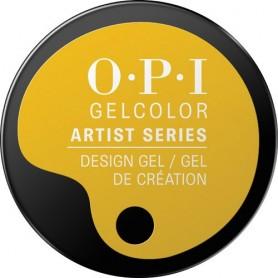 OPI Gelcolor A/S A Sunny Disposition 4g/0.21 oz GP 002