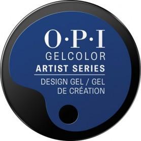 OPI Gelcolor A/S Blue-Per Reel 4g/0.21 oz GP 004