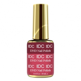 DC Mood Change Gel 0.5 oz Ripe Cherry/Pink Glitter DCM02