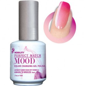 Perfect Match Mood color changing Angel's Breeze MPMG04