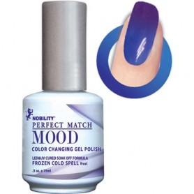 Perfect Match Mood color changing Frozen Cold Spell MPMG06