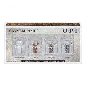 OPI Shine Bright Holiday 2020 CrystalPixie Mini 4-Pack HPM29