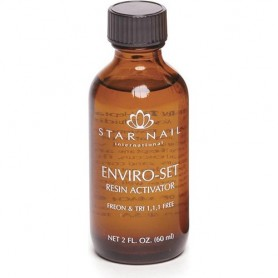 Star Nail Enviro-Set Spray-On Resin Activator 2 oz. #904