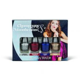 Morgan Taylor Champagne & Moonbeams Mini 4-Pack 3120051