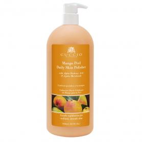 Cuccio Mango Peel Daily Skin Polisher 32 fl oz - 960ml #3023