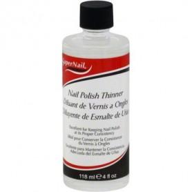 SuperNail Nail Polish Thinner 4 oz. - 118 ml #31305