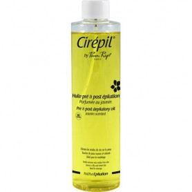 Cirepil Pre&Post Depilatory Oil Jasmine Scented 250ml 00176