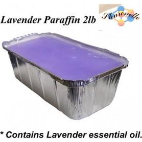 Sharonelle Lavender Paraffin Wax 2lb L-2