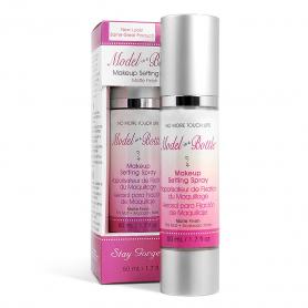 Model Bottle Makeup Setting Spray Matte Finish 1.7 oz 07900