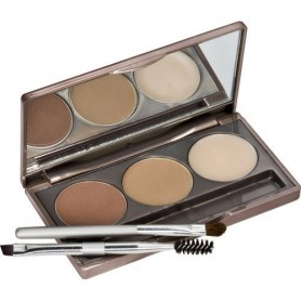 Sorme BrowStyleThe Ultimate Brow Shaping Kit - Deep Brown 58